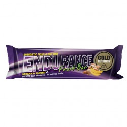 ENDURACE FRUIT BAR PLATANO/ALMENDRA