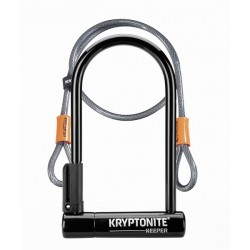 CANDADO KRYPTONITE KEEPER 12STD+CABLE 4